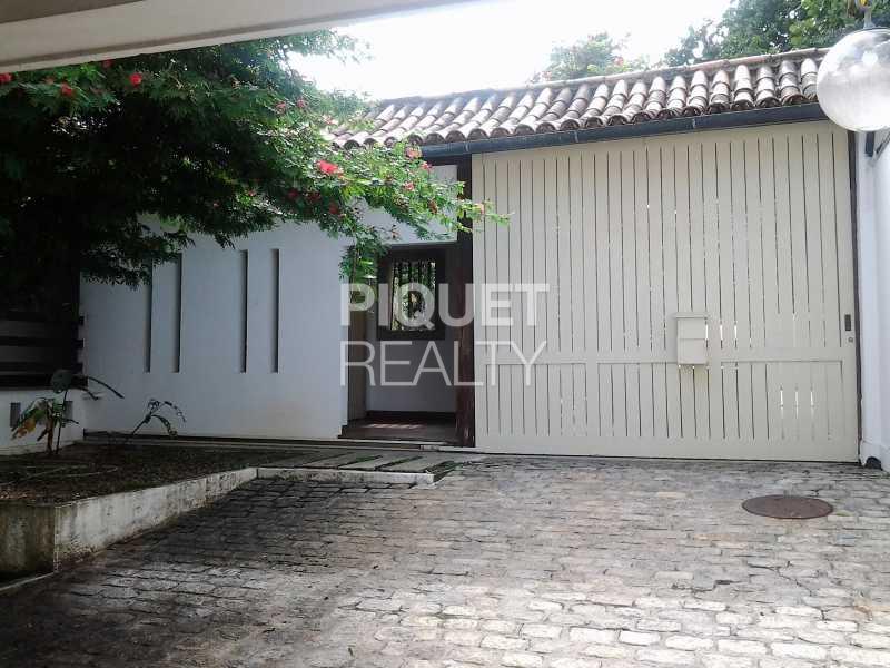 ENTRADA CARROS - Casa em Condomínio 5 quartos à venda Rio de Janeiro,RJ - R$ 7.999.000 - 00046CA - 22