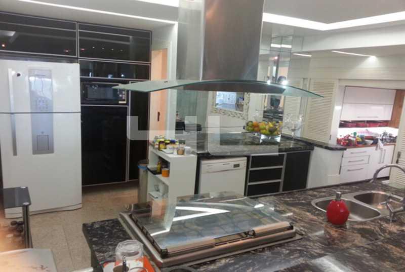FOR LIVING IMOVEIS - Apartamento 4 quartos à venda Rio de Janeiro,RJ - R$ 3.999.000 - 00315AP - 7