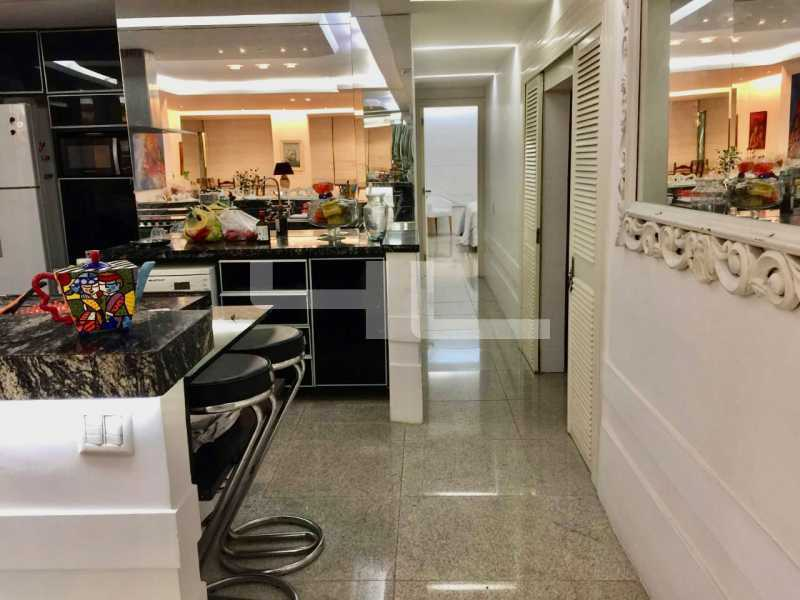 FOR LIVING IMOVEIS - Apartamento 4 quartos à venda Rio de Janeiro,RJ - R$ 3.999.000 - 00315AP - 8