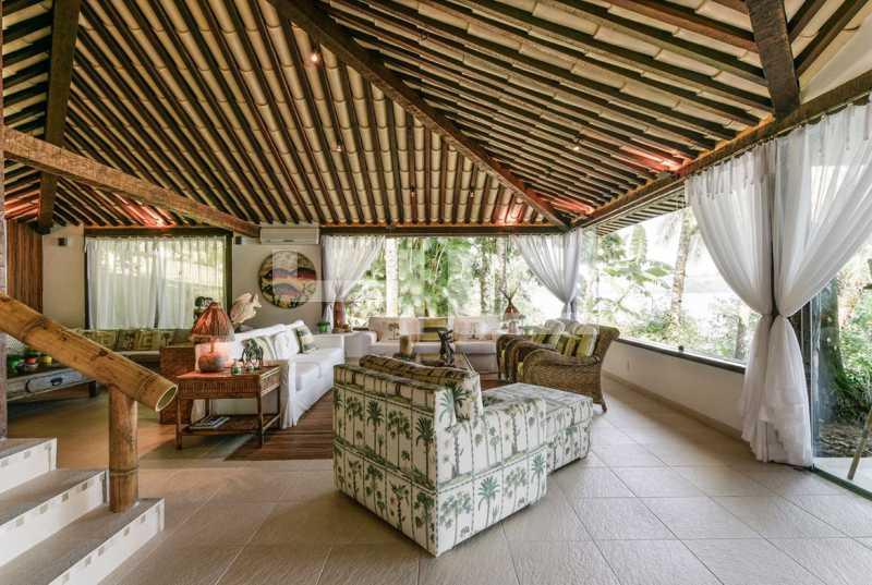 0012. - Casa Para Alugar no Condomínio Caieirinha - Angra dos Reis - RJ - Pontal (Cunhambebe) - 00481CA - 13