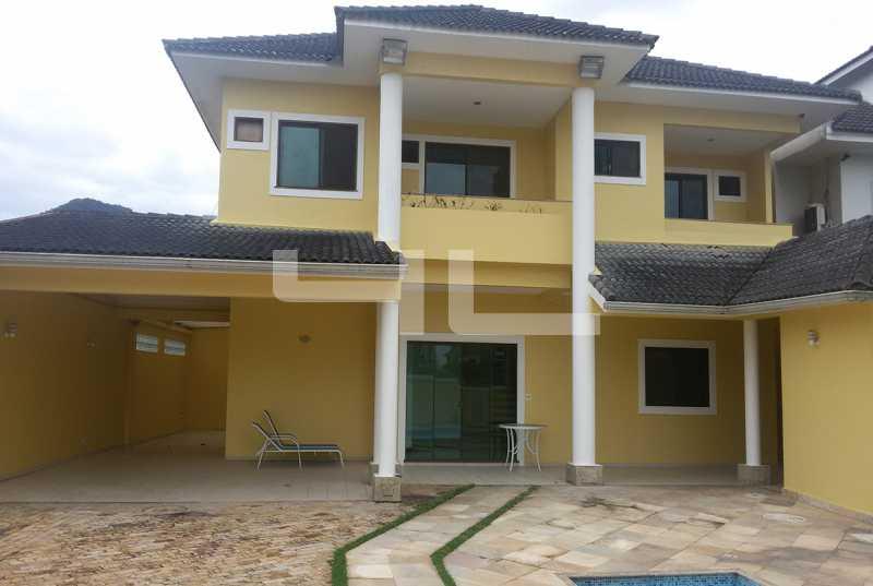 0001 - Casa em Condomínio 4 quartos à venda Rio de Janeiro,RJ - R$ 2.500.000 - 00498CA - 1