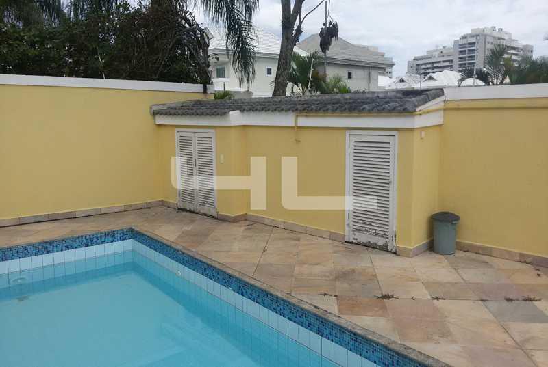 0006 - Casa em Condomínio 4 quartos à venda Rio de Janeiro,RJ - R$ 2.500.000 - 00498CA - 7