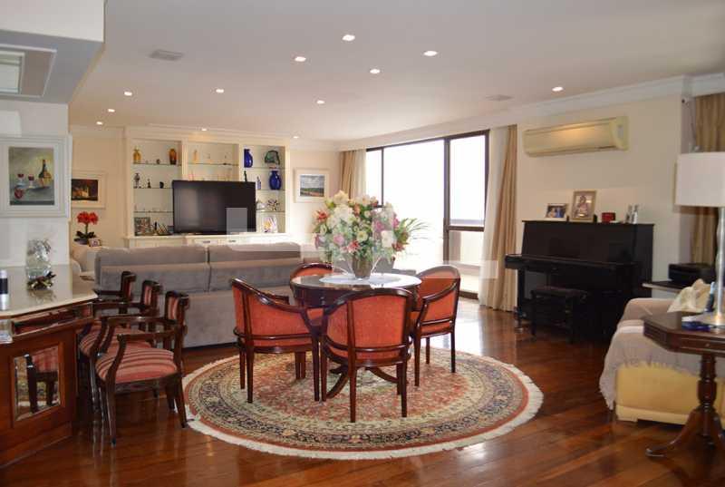 2 - Apartamento 4 quartos à venda Rio de Janeiro,RJ - R$ 3.600.000 - 00507AP - 4