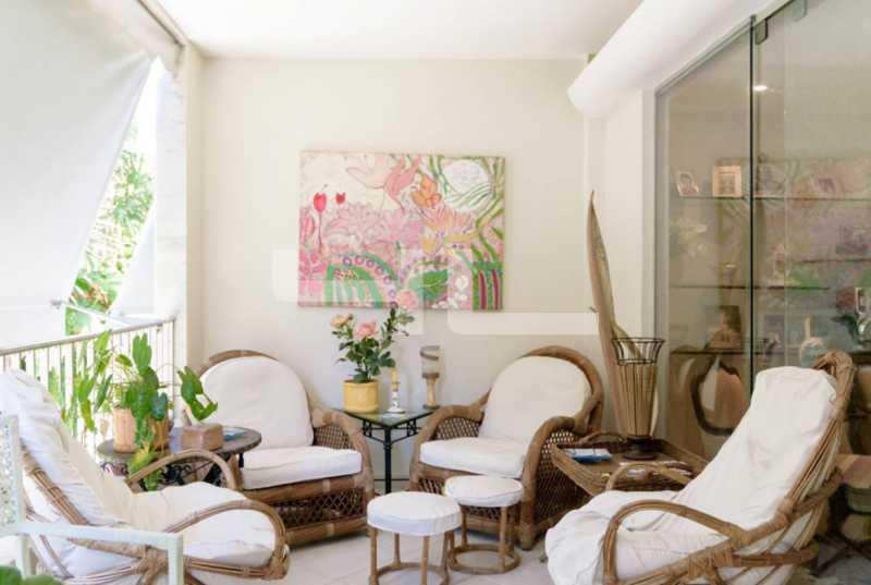 02 - Apartamento 3 quartos à venda Rio de Janeiro,RJ - R$ 1.600.000 - 00542AP - 3