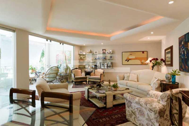 01 - Apartamento 3 quartos à venda Rio de Janeiro,RJ - R$ 1.600.000 - 00542AP - 1