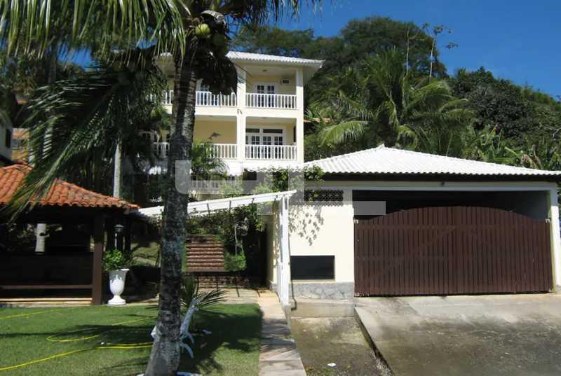 0001 - Casa À Venda - Angra dos Reis - RJ - Nova Angra (Cunhambebe) - 00553CA - 1