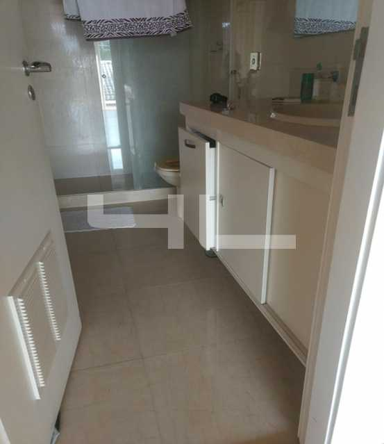 BANHEIRO - Casa em Condomínio 4 quartos à venda Rio de Janeiro,RJ - R$ 2.799.000 - 00564CA - 21