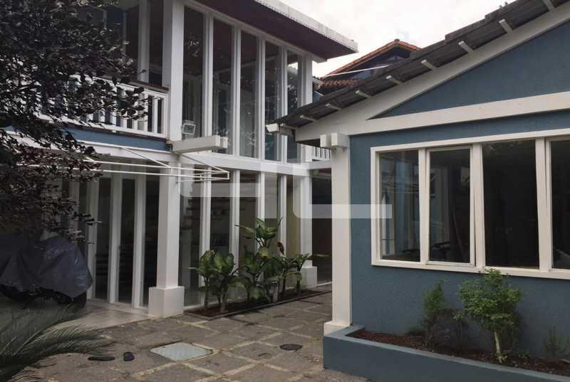 FACHADA - Casa em Condomínio 4 quartos à venda Rio de Janeiro,RJ - R$ 2.799.000 - 00564CA - 4