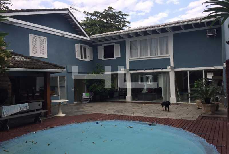 FACHADA - Casa em Condomínio 4 quartos à venda Rio de Janeiro,RJ - R$ 2.799.000 - 00564CA - 1