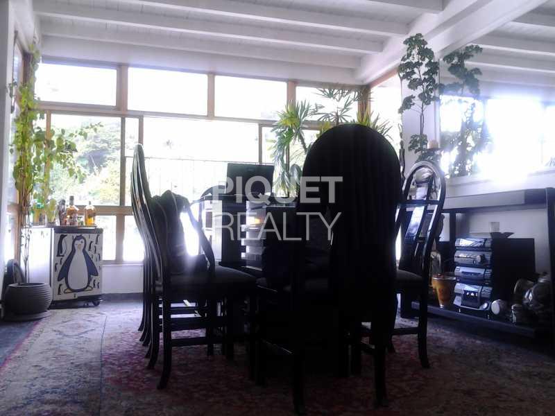 SALA - Apartamento 3 quartos à venda Rio de Janeiro,RJ - R$ 3.498.000 - 00057AP - 7