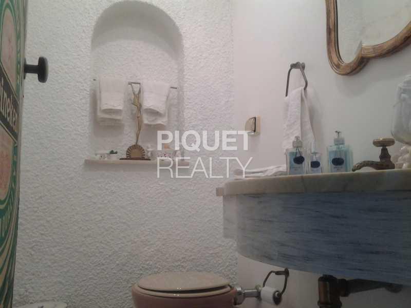 LAVABO - Apartamento 3 quartos à venda Rio de Janeiro,RJ - R$ 3.498.000 - 00057AP - 10