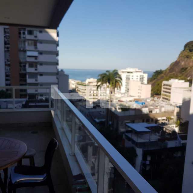 VARANDA - Apartamento 3 quartos à venda Rio de Janeiro,RJ - R$ 3.498.000 - 00057AP - 4