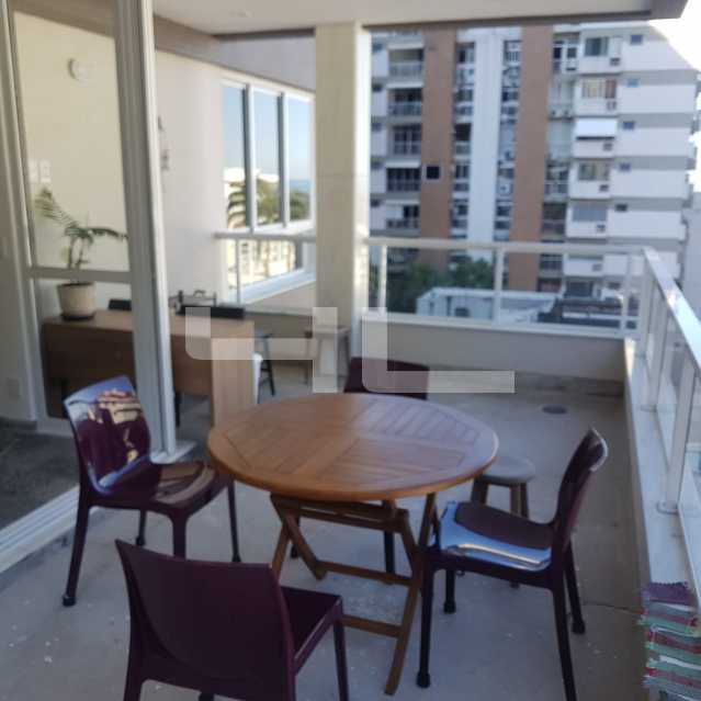 VARANDA - Apartamento 3 quartos à venda Rio de Janeiro,RJ - R$ 3.498.000 - 00057AP - 3