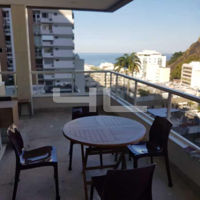 VARANDA - Apartamento 3 quartos à venda Rio de Janeiro,RJ - R$ 3.498.000 - 00057AP - 1