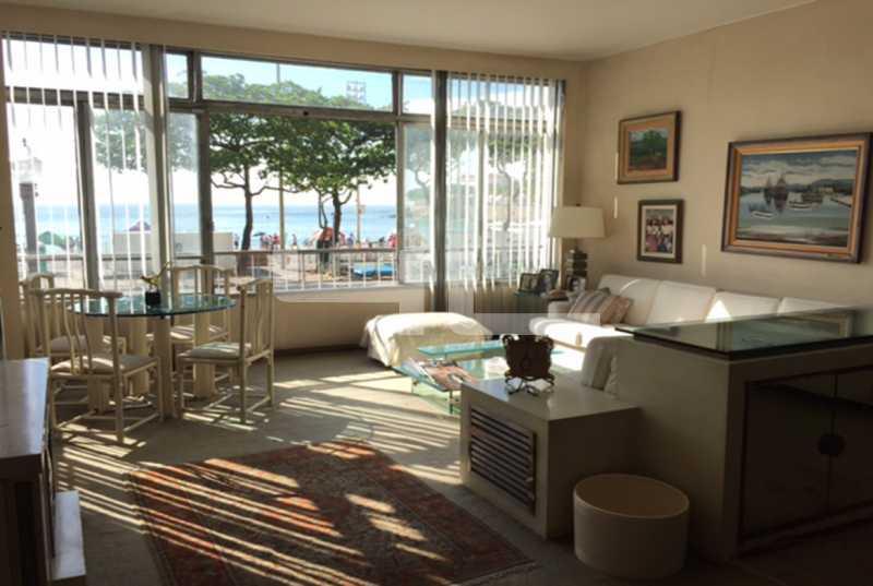 3-SALA - Apartamento 4 quartos à venda Rio de Janeiro,RJ - R$ 4.599.000 - 00566AP - 4