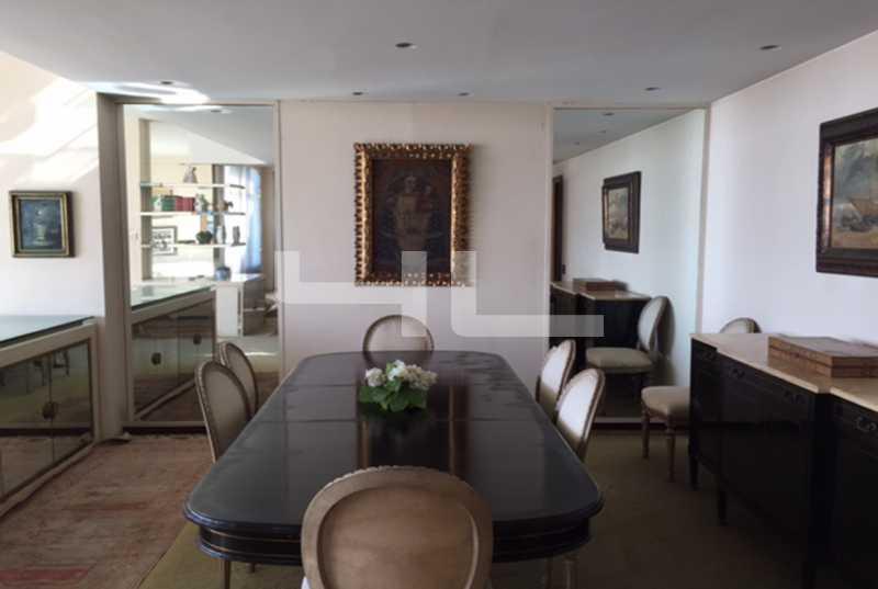 6-SALA - Apartamento 4 quartos à venda Rio de Janeiro,RJ - R$ 4.599.000 - 00566AP - 7