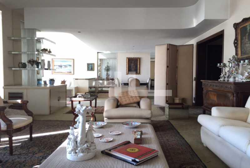 7-SALA - Apartamento 4 quartos à venda Rio de Janeiro,RJ - R$ 4.599.000 - 00566AP - 8