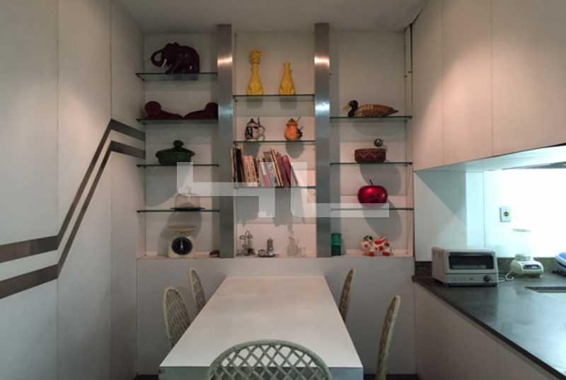 28-COZINHA - Apartamento 4 quartos à venda Rio de Janeiro,RJ - R$ 4.599.000 - 00566AP - 27