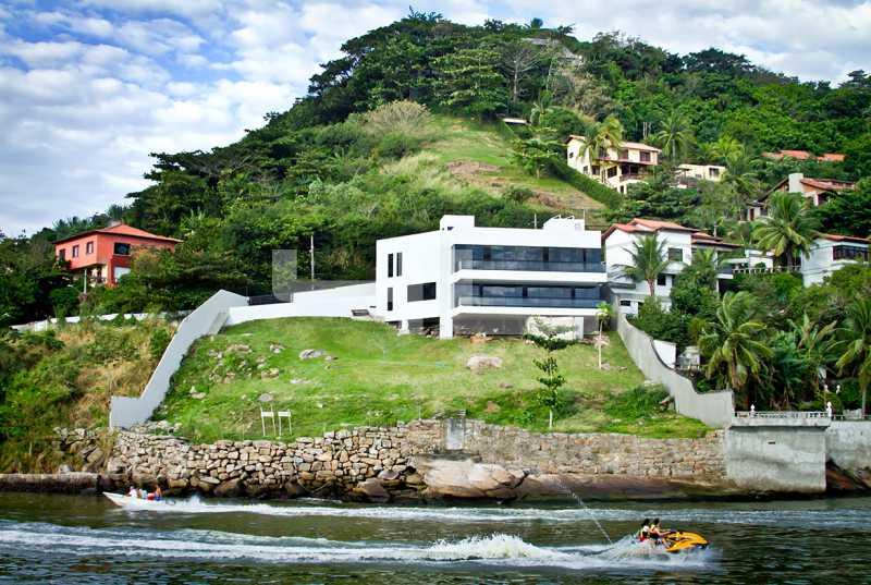 1 - Casa À Venda no Condomínio SAJO - Rio de Janeiro - RJ - Joá - 00530CA - 1