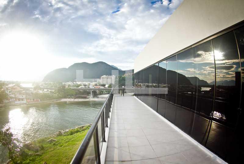 27 - Casa À Venda no Condomínio SAJO - Rio de Janeiro - RJ - Joá - 00530CA - 27