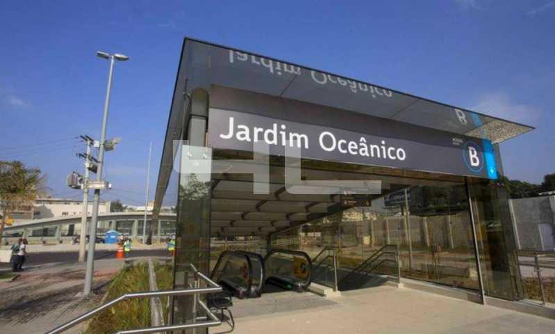 TERRENO NO JARDIM OCEANICO - Terreno Multifamiliar à venda Rio de Janeiro,RJ - R$ 12.000.000 - 00613TE - 6