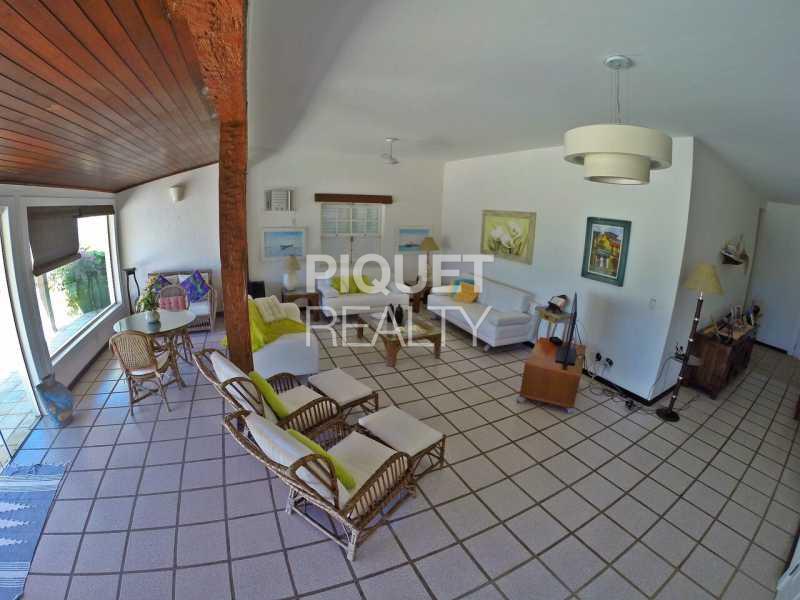 SALA - Casa 5 quartos à venda Armação dos Búzios,RJ - R$ 3.650.000 - 00017CA - 8