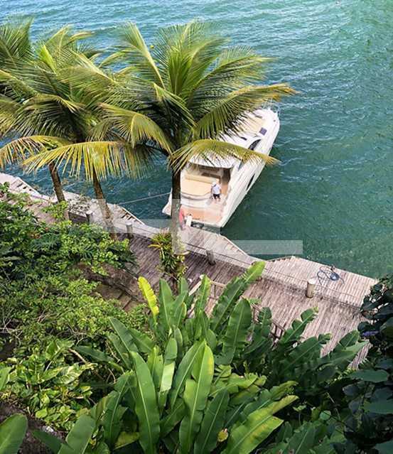21 - Casa À Venda no Condomínio Porto Mauí - Angra dos Reis - RJ - Pontal (Cunhambebe) - 00579CA - 22
