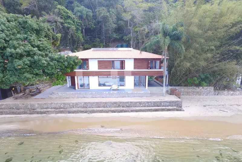 0003 - Casa em Condomínio 6 quartos à venda Angra dos Reis,RJ - R$ 5.500.000 - 00350CA - 4