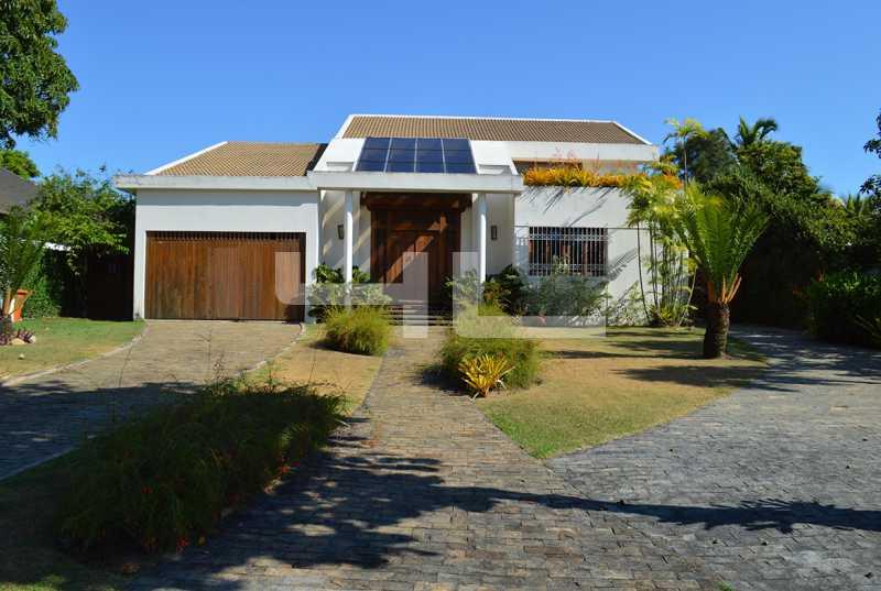 1 - Casa em Condomínio 4 quartos à venda Rio de Janeiro,RJ - R$ 4.900.000 - 00637CA - 1