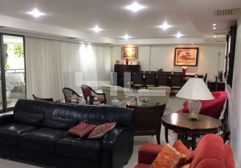 01 - Apartamento 4 quartos à venda Rio de Janeiro,RJ - R$ 3.699.000 - 00675AP - 1
