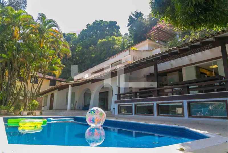 0001 - Casa em Condomínio 6 quartos à venda Rio de Janeiro,RJ - R$ 5.700.000 - 00678CA - 1