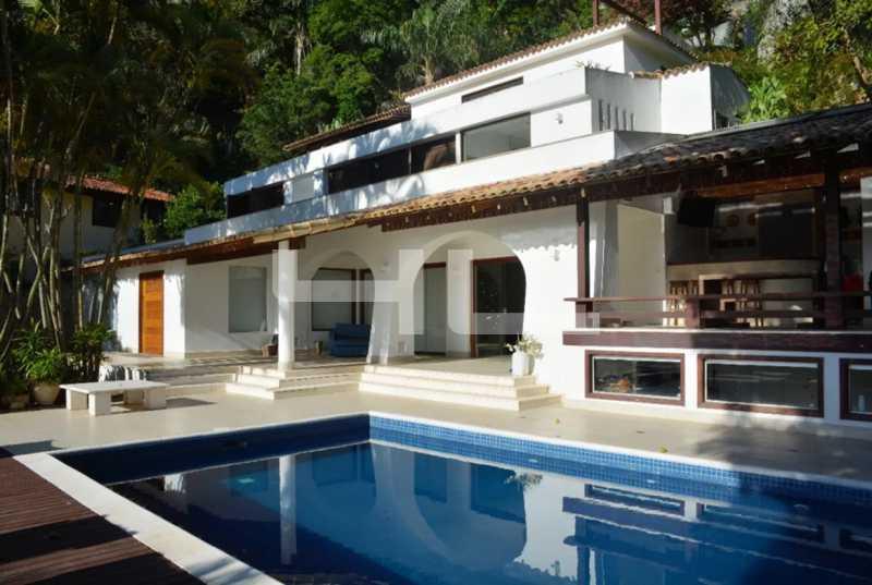 0002 - Casa em Condomínio 6 quartos à venda Rio de Janeiro,RJ - R$ 5.700.000 - 00678CA - 3