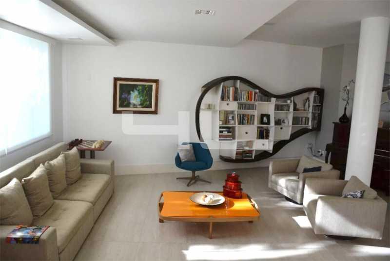 0008 - Casa em Condomínio 6 quartos à venda Rio de Janeiro,RJ - R$ 5.700.000 - 00678CA - 9