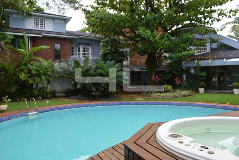 1 - Casa em Condomínio 5 quartos à venda Rio de Janeiro,RJ - R$ 5.400.000 - 00683CA - 1