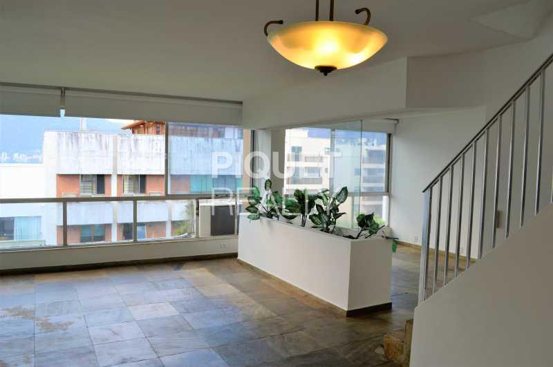 SALA - Cobertura 5 quartos à venda Rio de Janeiro,RJ - R$ 8.499.000 - 00074CO - 9