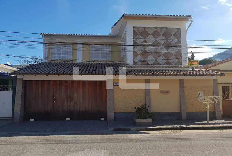 0001 - Casa 5 quartos à venda Itaguaí,RJ Vila Geny - R$ 530.000 - 00725CA - 1