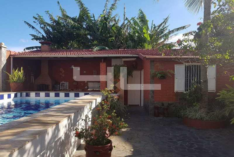 0002 - Casa 5 quartos à venda Itaguaí,RJ Vila Geny - R$ 530.000 - 00725CA - 3