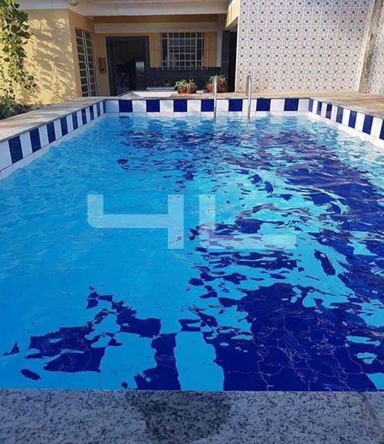 0003 - Casa 5 quartos à venda Itaguaí,RJ Vila Geny - R$ 530.000 - 00725CA - 4