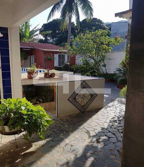 0004 - Casa 5 quartos à venda Itaguaí,RJ Vila Geny - R$ 530.000 - 00725CA - 5