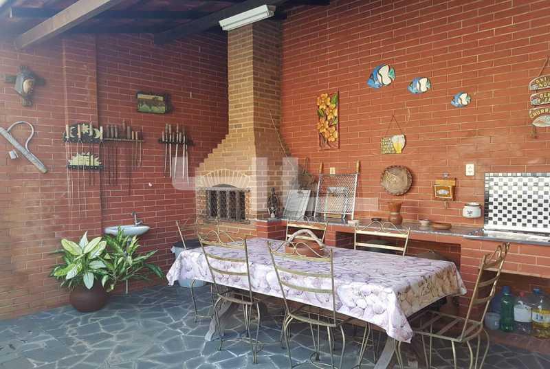 0008 - Casa 5 quartos à venda Itaguaí,RJ Vila Geny - R$ 530.000 - 00725CA - 9