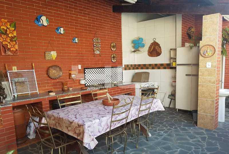 0009 - Casa 5 quartos à venda Itaguaí,RJ Vila Geny - R$ 530.000 - 00725CA - 10