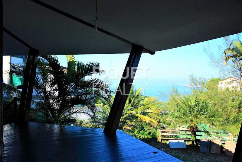 VISTA - Casa em Condomínio 5 quartos à venda Rio de Janeiro,RJ - R$ 6.450.000 - 00079CA - 14