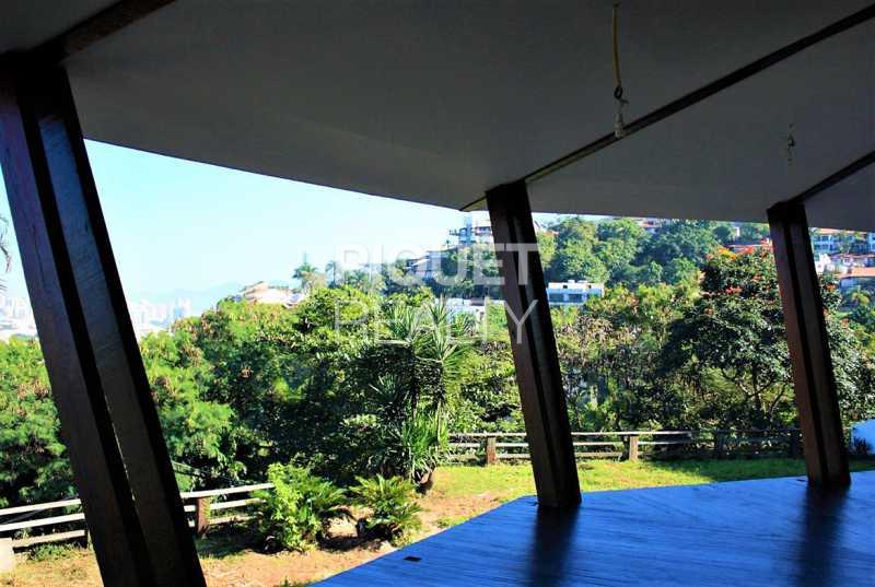 VISTA - Casa em Condomínio 5 quartos à venda Rio de Janeiro,RJ - R$ 6.450.000 - 00079CA - 15