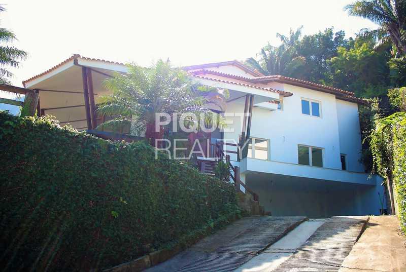 ENTRADA - Casa em Condomínio 5 quartos à venda Rio de Janeiro,RJ - R$ 6.450.000 - 00079CA - 29