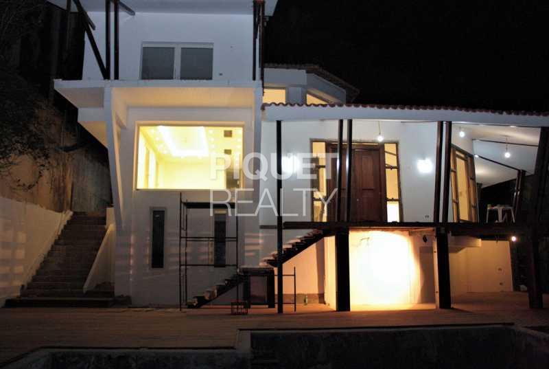 FACHADA NOTURNA - Casa em Condomínio 5 quartos à venda Rio de Janeiro,RJ - R$ 6.450.000 - 00079CA - 30