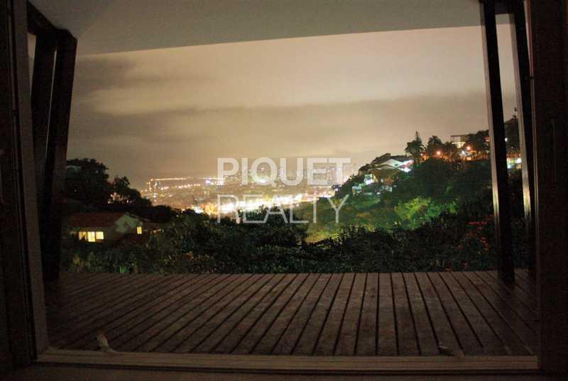 VISTA NOTURNA - Casa em Condomínio 5 quartos à venda Rio de Janeiro,RJ - R$ 6.450.000 - 00079CA - 31
