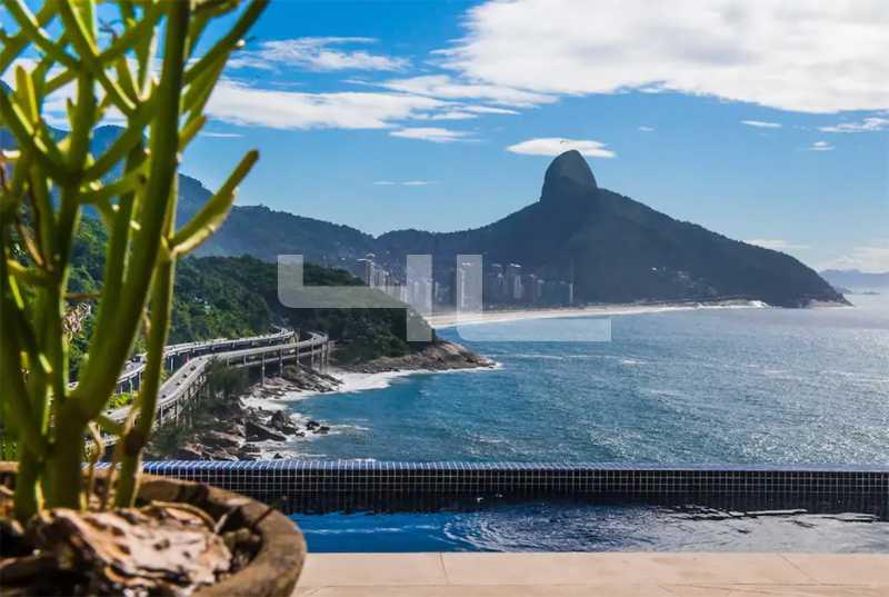 0002 - Casa em Condomínio 6 quartos à venda Rio de Janeiro,RJ - R$ 14.700.000 - 00716CA - 4