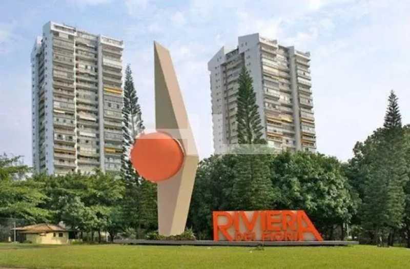 RIVIERA DEI FIORI - Apartamento 2 quartos à venda Rio de Janeiro,RJ - R$ 997.500 - 00752AP - 10
