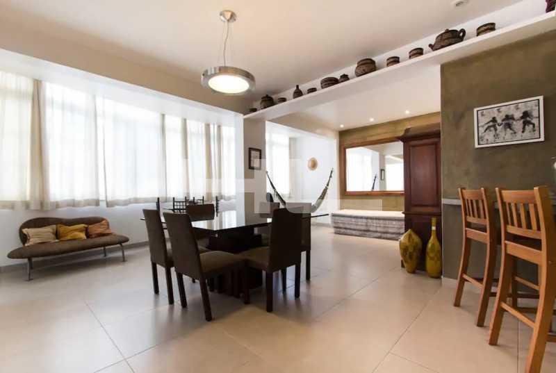 LAGOA - Apartamento 3 quartos à venda Rio de Janeiro,RJ - R$ 1.890.000 - 00788AP - 3