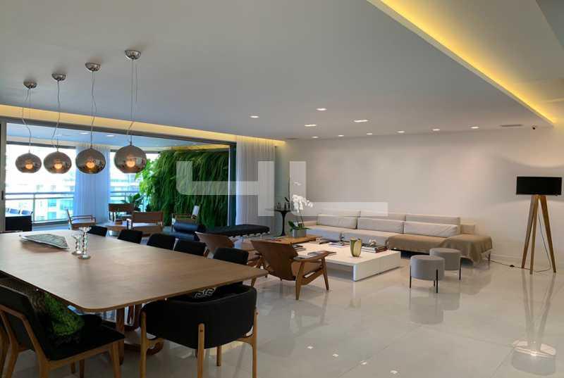 SAINT BARTH - Apartamento 4 quartos à venda Rio de Janeiro,RJ - R$ 3.670.000 - 00795AP - 3